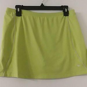 Pants - Athletic Works like green skort